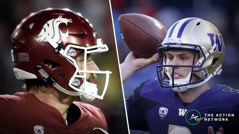 Washington-Washington State Betting Guide: Huskies Still Have Advantages in Apple Cup article feature image