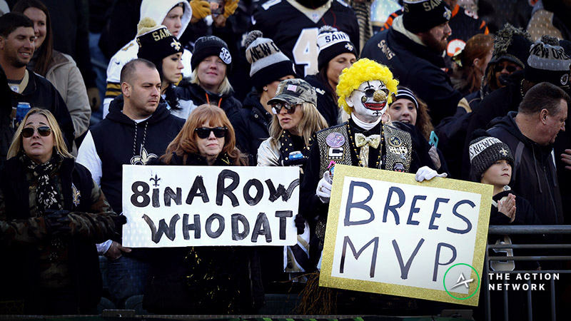 Falcons-Saints Betting Preview  Is New Orleans Getting Too Much Love  e0d54e016