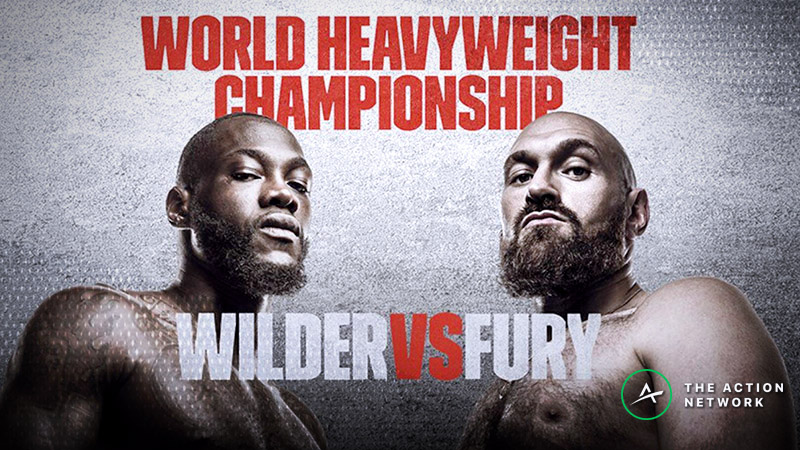 Deontay Wilder vs. Tyson Fury Odds: Fury Steam Causes Line Movement article feature image