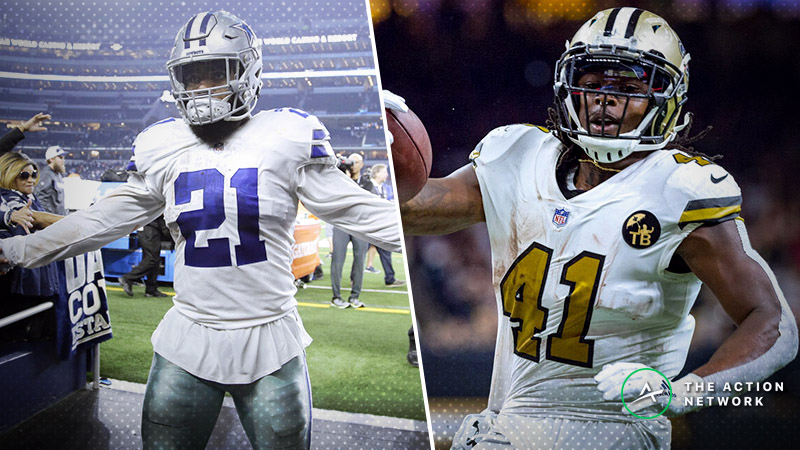 Saints-Cowboys TNF Betting Preview: Is This Spread Too High? article feature image