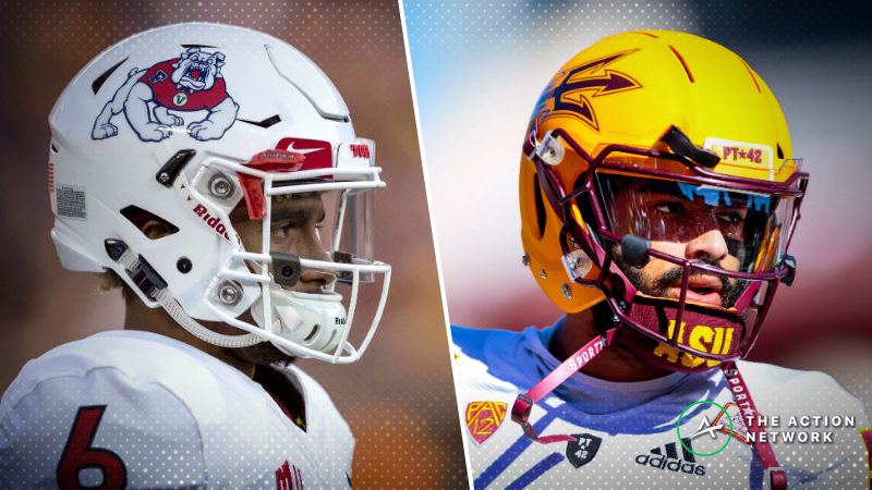2018 Las Vegas Bowl Betting Guide: Who Has Motivational Edge in Arizona State-Fresno State? article feature image