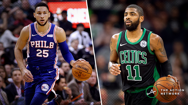 76ers-Celtics Christmas Betting Guide: Will Boston Keep Covering Against Philly? article feature image
