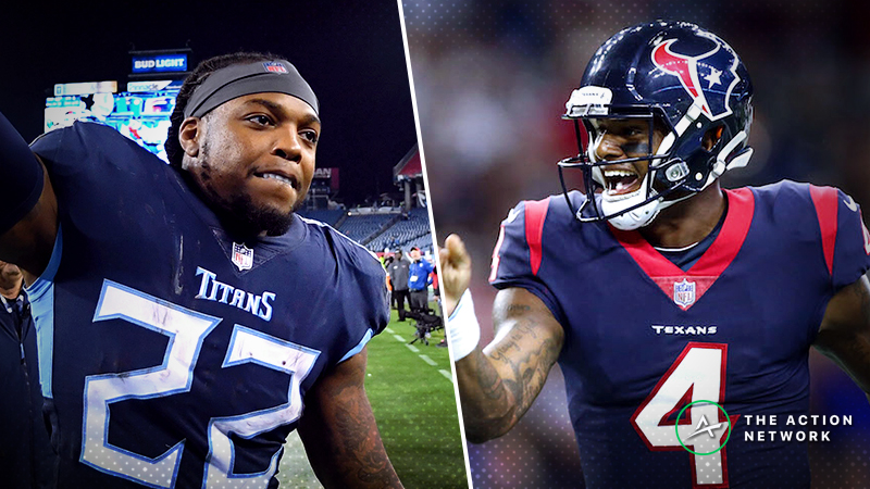 2018 All Fantasy Football Playoffs Team: Derrick Henry, Deshaun Watson, Players Who Dominated December article feature image