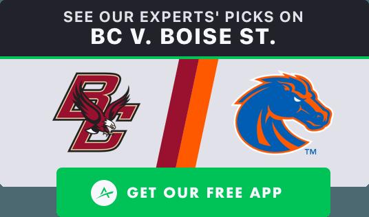 Boise State-Boston College Betting Guide: Wind Plummets