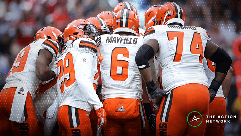Crazy But True: Browns Are Double-Digit Favorites for Second Time Since 1999 article feature image