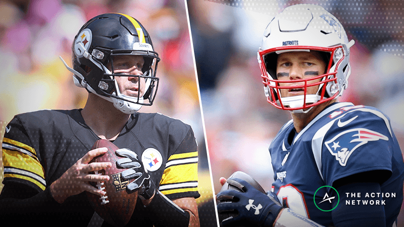 Patriots-Steelers Betting Odds: Opening Spread, Trends to Know, More article feature image
