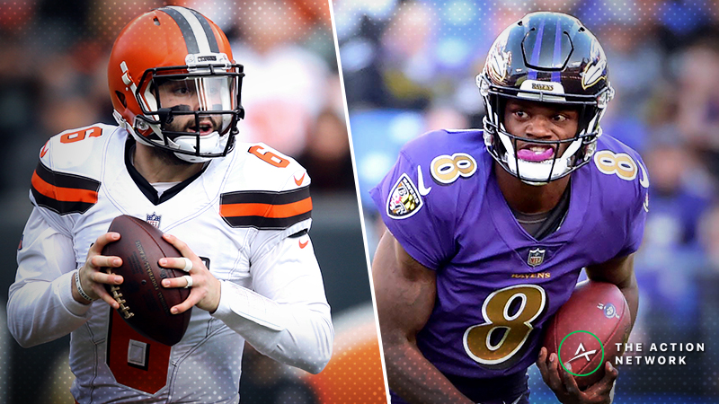 Browns-Ravens Betting Preview: Buy or Fade Baltimore in Must-Win Game? article feature image