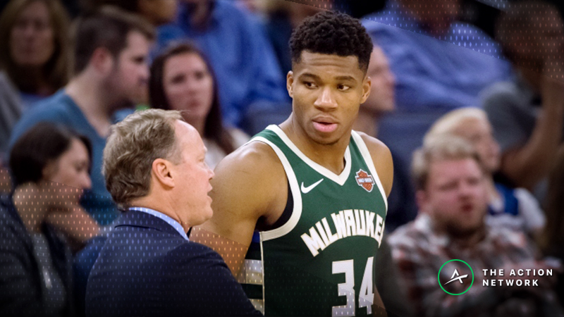 2018-19 NBA Moreyball Ratings: Budenholzer Big Reason for Bucks' Jump article feature image