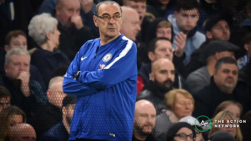 Premier League Week 16 Preview: Bettors Hammering Manchester City at Chelsea article feature image