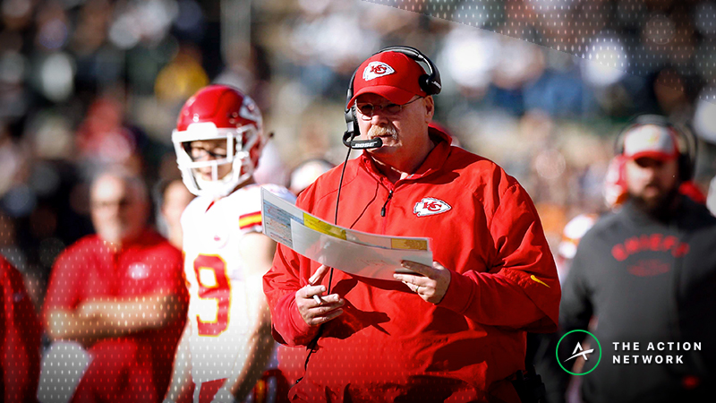NFL Bad Beats, Week 13: Chiefs Miss Extra Point to Burn First-Half Over Bettors article feature image