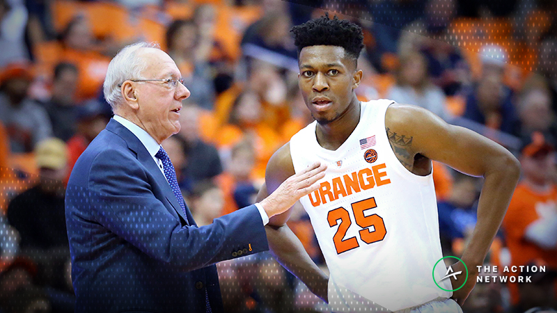 Tuesday's NCAAB Betting Previews: Buffalo-Syracuse, Xavier-Missouri article feature image
