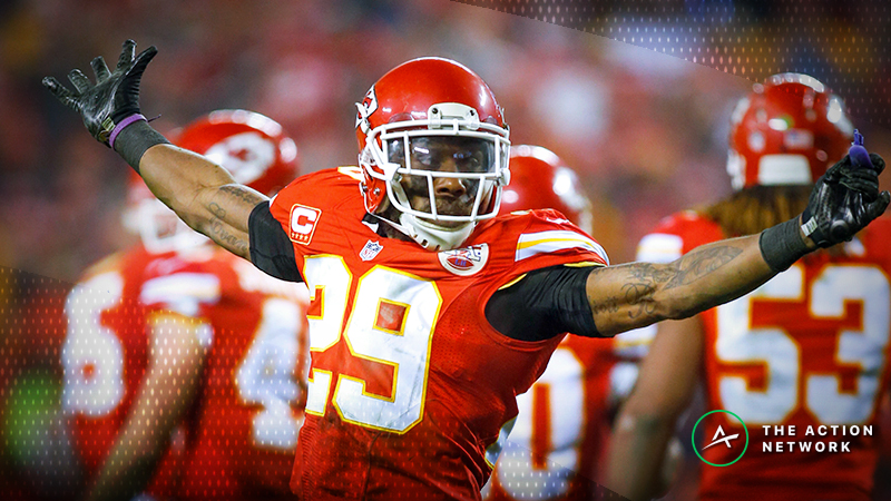 How Much Would Eric Berry's Return Impact Chargers-Chiefs? article feature image