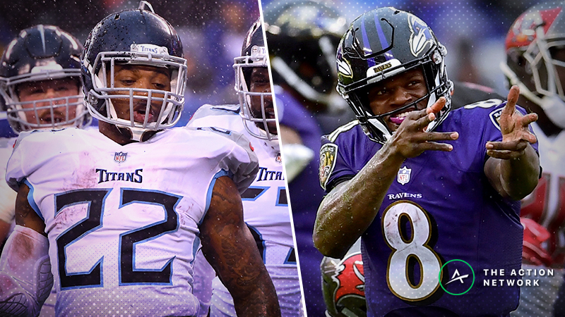 Top Fantasy Football Performers: Derrick Henry, Lamar Jackson, More Week 15 Highlights article feature image
