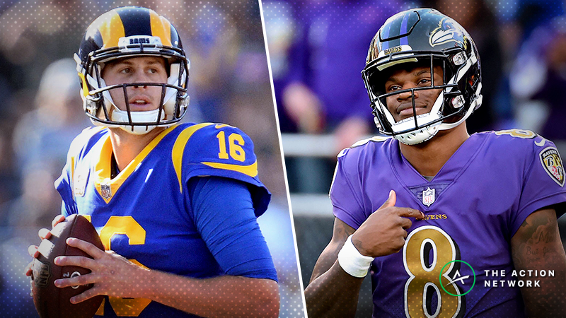 Fantasy Football QB Report: Jared Goff, Lamar Jackson, More Week 15 Starts article feature image