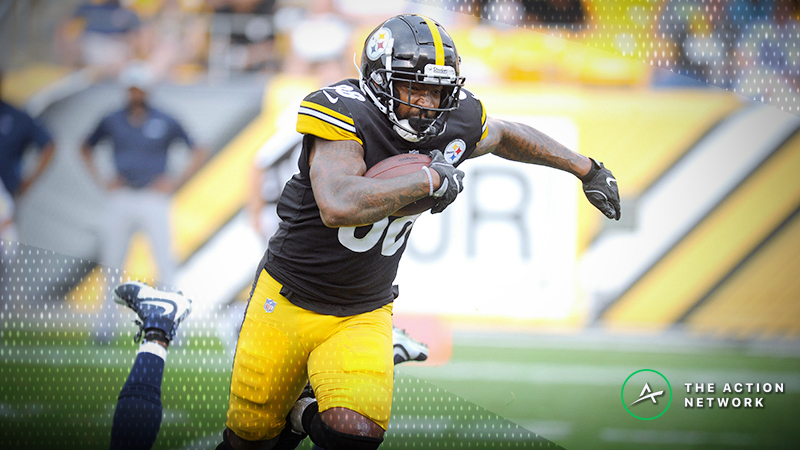 Fantasy Football Impact of James Conner's Injury: Go Get Jaylen Samuels article feature image