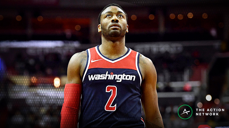 Tuesday's Projected NBA Starting Lineups and Injury News: How Will Wizards Look With Ariza? article feature image