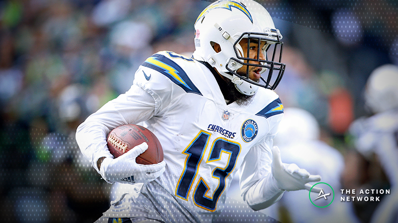 Why Keenan Allen Is a Must Play in All Fantasy Football Formats vs. the Bengals article feature image