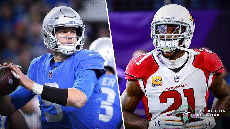 Lions-Cardinals Betting Preview: Ride with Arizona as a Home Dog off Its Big Win? article feature image