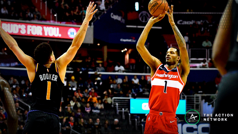 Friday's Best NBA Player Props: Betting Trevor Ariza Points, More article feature image