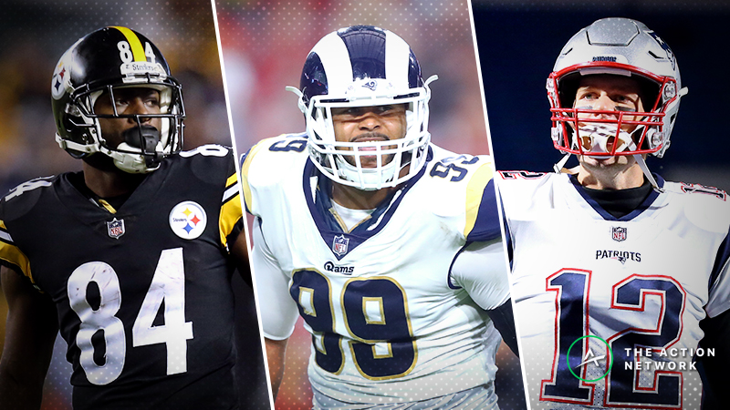 NFL Week 15 Cheat Sheet: Betting, Fantasy Football, More article feature image