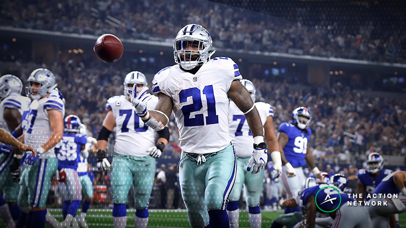 Week 17 NFL Picks Straight Up: Experts Disagree on Cowboys-Giants, Bears-Vikings article feature image