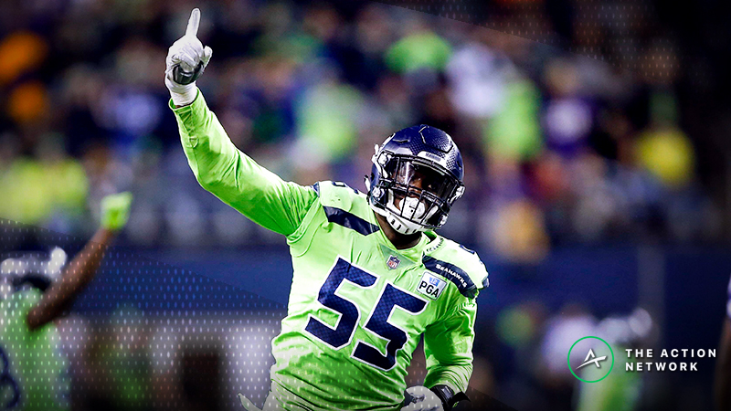 Week 14 NFL Playoff Picture, Bracket, Odds: Seahawks Hold Onto NFC's Top Wild Card Spot article feature image