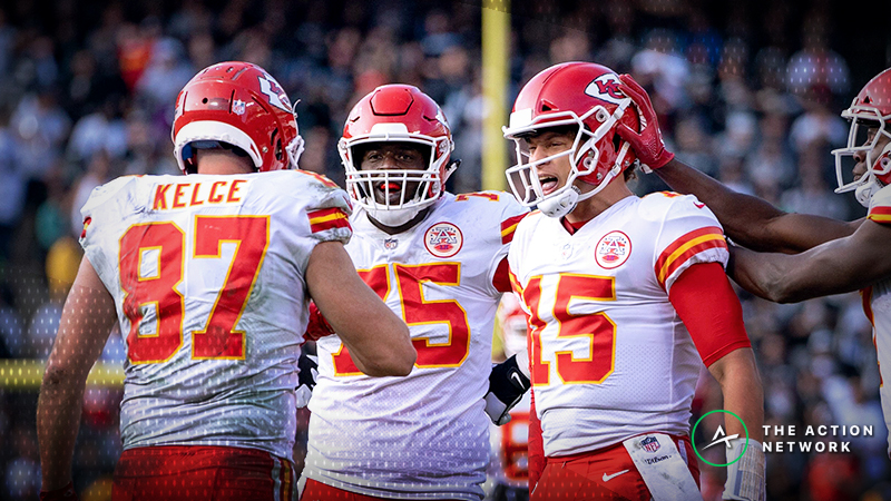 BlackJack's 4-Team Moneyline Parlay for NFL Week 16 article feature image