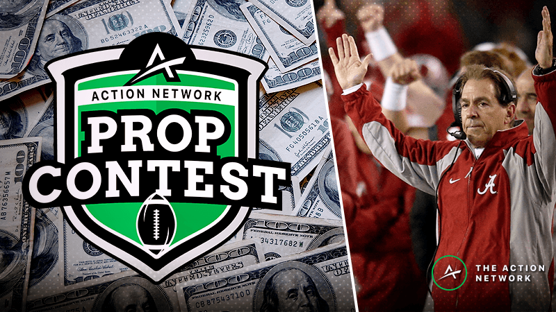 Win $1,000 in Cash: Enter Darren Rovell's FREE CFP Semifinal Props Contest article feature image