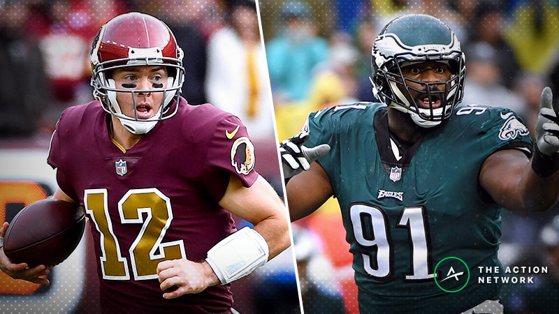 Redskins-Eagles MNF Betting Preview: Can Colt McCoy Hang ...