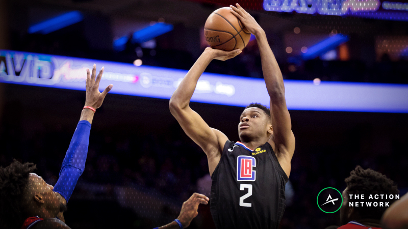 Tuesday's Best NBA Player Props: Betting Shai Gilgeous-Alexander Points, More article feature image