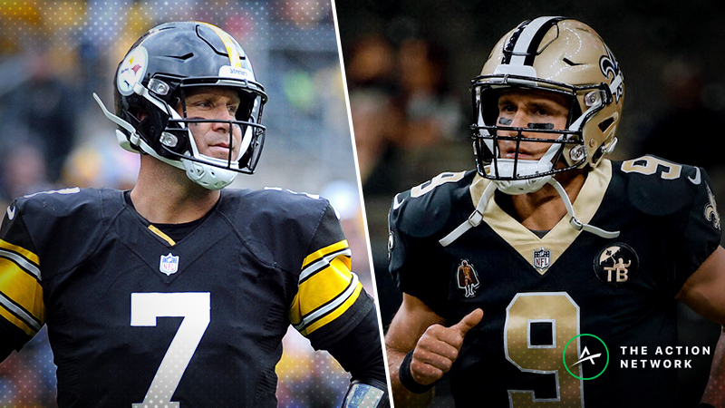 Steelers-Saints Betting Preview: Will Pittsburgh Pull Off Another Upset? article feature image