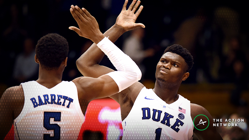 Texas Tech-Duke Betting Preview: Can the Red Raiders Slow Down the Blue Devils? article feature image
