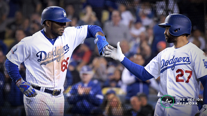 Dodgers Trade Yasiel Puig, Matt Kemp to Pave Way for Potential Bryce Harper Signing article feature image