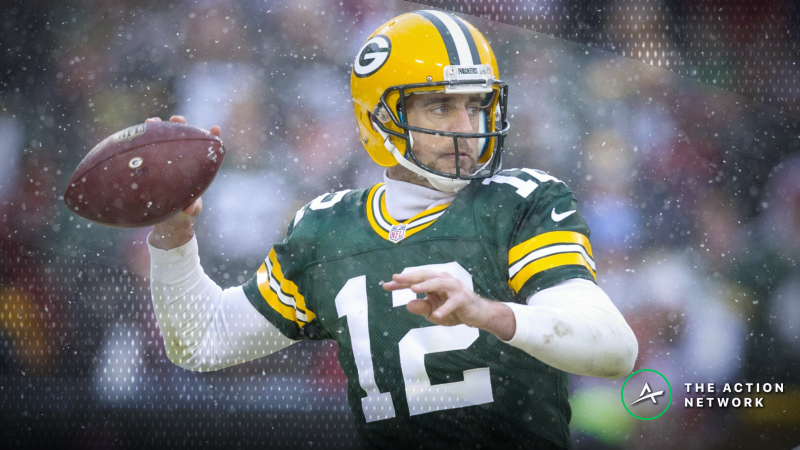 Cardinals-Packers Odds on the Move Amid Snowy Forecast article feature image