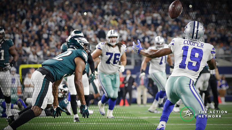 Amari Cooper's TD Costs DFS Player $995K and Nets Bettor Big Parlay Win article feature image