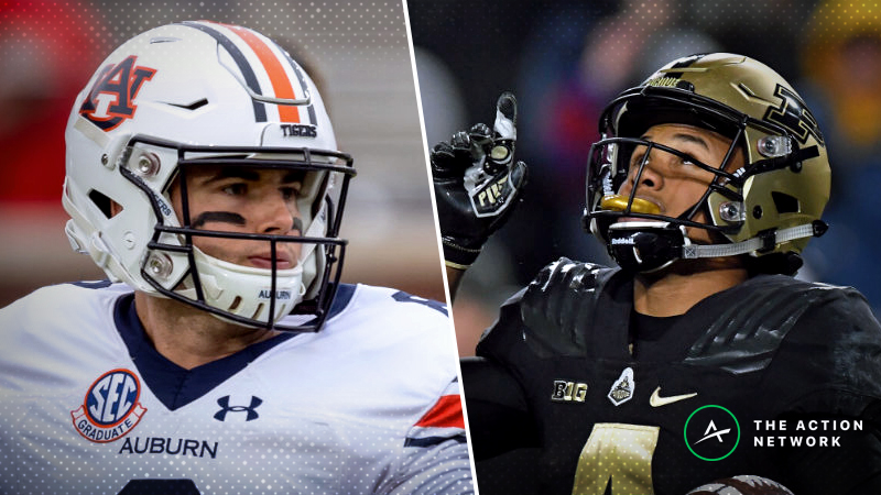 Auburn-Purdue Betting Guide: Will Tigers Show Up For 2018 Music City Bowl? article feature image