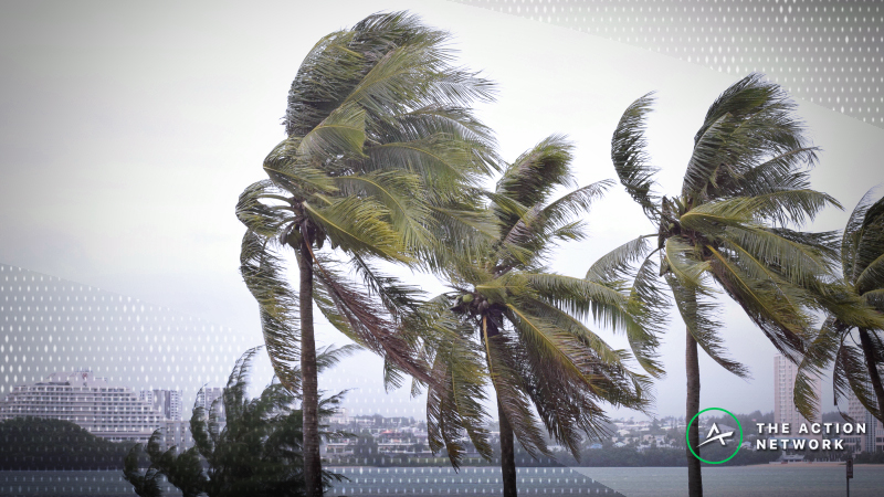 FIU-Toledo Odds: Extreme Winds Expected for Friday's Bahamas Bowl article feature image