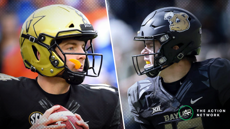 Baylor-Vanderbilt Betting Guide: Will Underrated Offenses Rule 2018 Texas Bowl? article feature image
