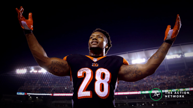 NFL Funnel Defense Ratings for Week 15: Bengals-Raiders Has Surprising Passing Upside article feature image