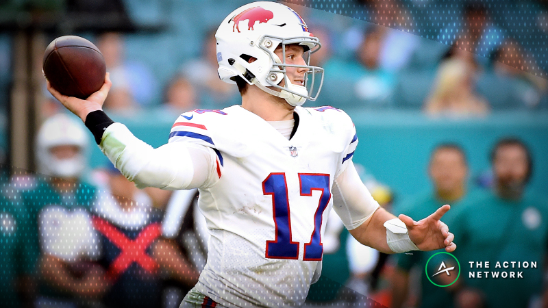 Fantasy Football QB Report: Stream Josh Allen, More Week 14 Starts article feature image