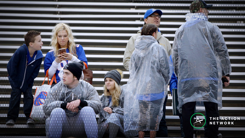 Boise State-Boston College Cancelation: The Betting, Bowl Pools Impact article feature image