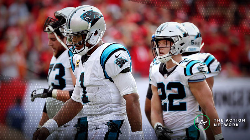 Panthers-Browns Betting Preview: Will Cam Newton & Co. Get Right in Cleveland? article feature image