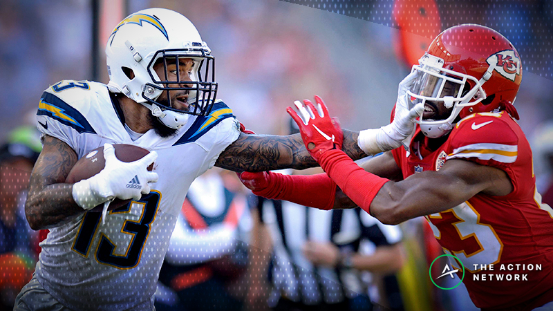 Chargers-Chiefs Betting Odds: Tracking Thursday Night Football Line Moves article feature image