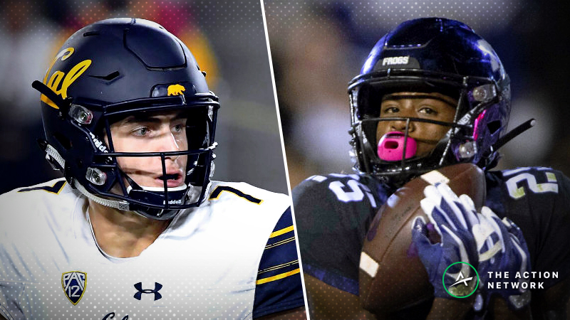 2018 Cheez-It Bowl Betting Guide: TCU, Cal Bring Elite Defenses, Lowest Total of Bowl Season article feature image