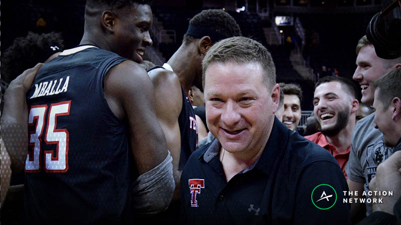 College Basketball Betting: Hidden Factor in Texas Tech's National Title Futures article feature image