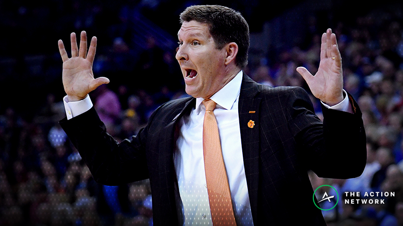 Lipscomb-Clemson Betting Preview: Will Tigers' Size Be Key to Covering? article feature image