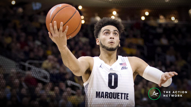 Friday's College Basketball Betting Previews: Buffalo-Marquette, UC Irvine-Butler article feature image