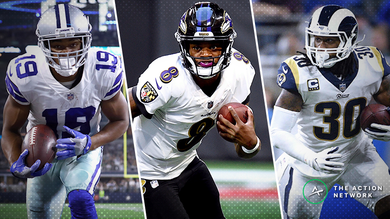 Koerner's Week 15 Fantasy Football Tiers: Your Guide to the Playoffs article feature image
