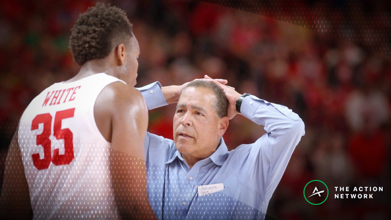 CBB Sharp Report: Wiseguys Betting Utah State-Houston, James Madison-Fordham article feature image