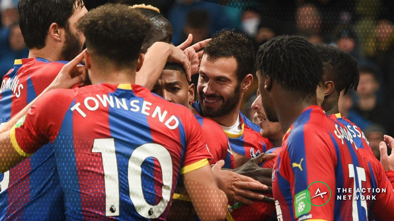 Crystal Palace Stun Manchester City as 18-1 Underdogs article feature image